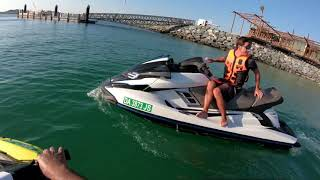 My First Time On Jet Ski (Full Experience With Original Sounds) Dubai
