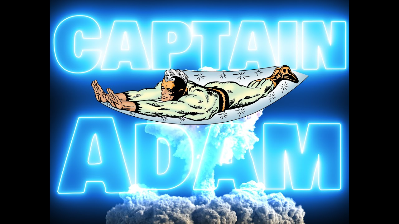 Download Steve Ditko Motion Comic Captain Adam, 1959 animated by Alex Grand