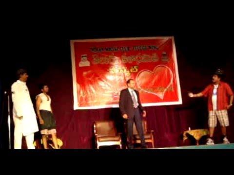 జంధ్యాల లేతగులాబి Leta Gulabi natakam (play) at Muscat
