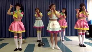 gra-DOLL with 愛川ちゃん(愛川ゆず季)踊ってみた。元気が出るドウガ!...