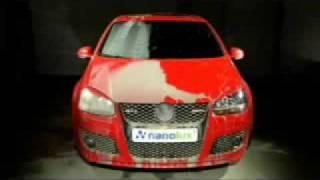 видео Нанопокрытие для автомобильного лака