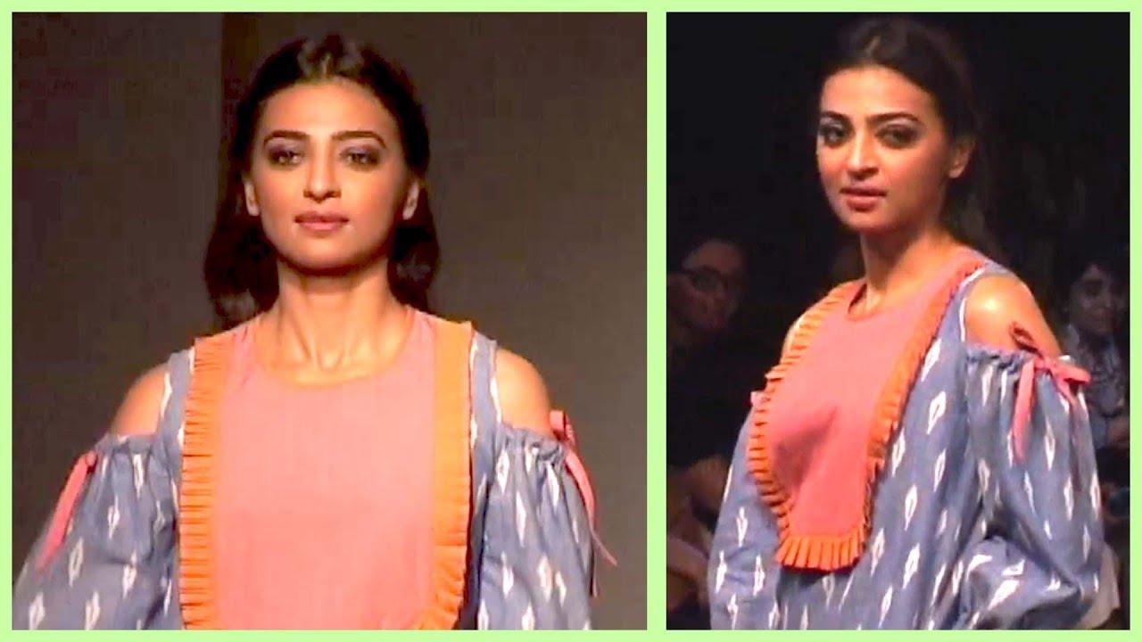 We Spotted! Radhika Apte At Lakeme Fashion Show