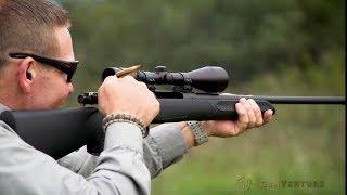 Using a Bolt-Action Rifle for Self-Defense; Revolver Blast:GunVenture  S2 E4 P4