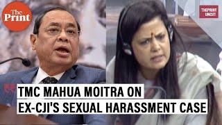 Spirited Mahua Moitra Lok Sabha speech in full & her remarks on former CJI's sexual harassment case