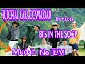 TUTORIAL CARA DOWNLOAD BTS IN THE SOOP SUB INDONESIA