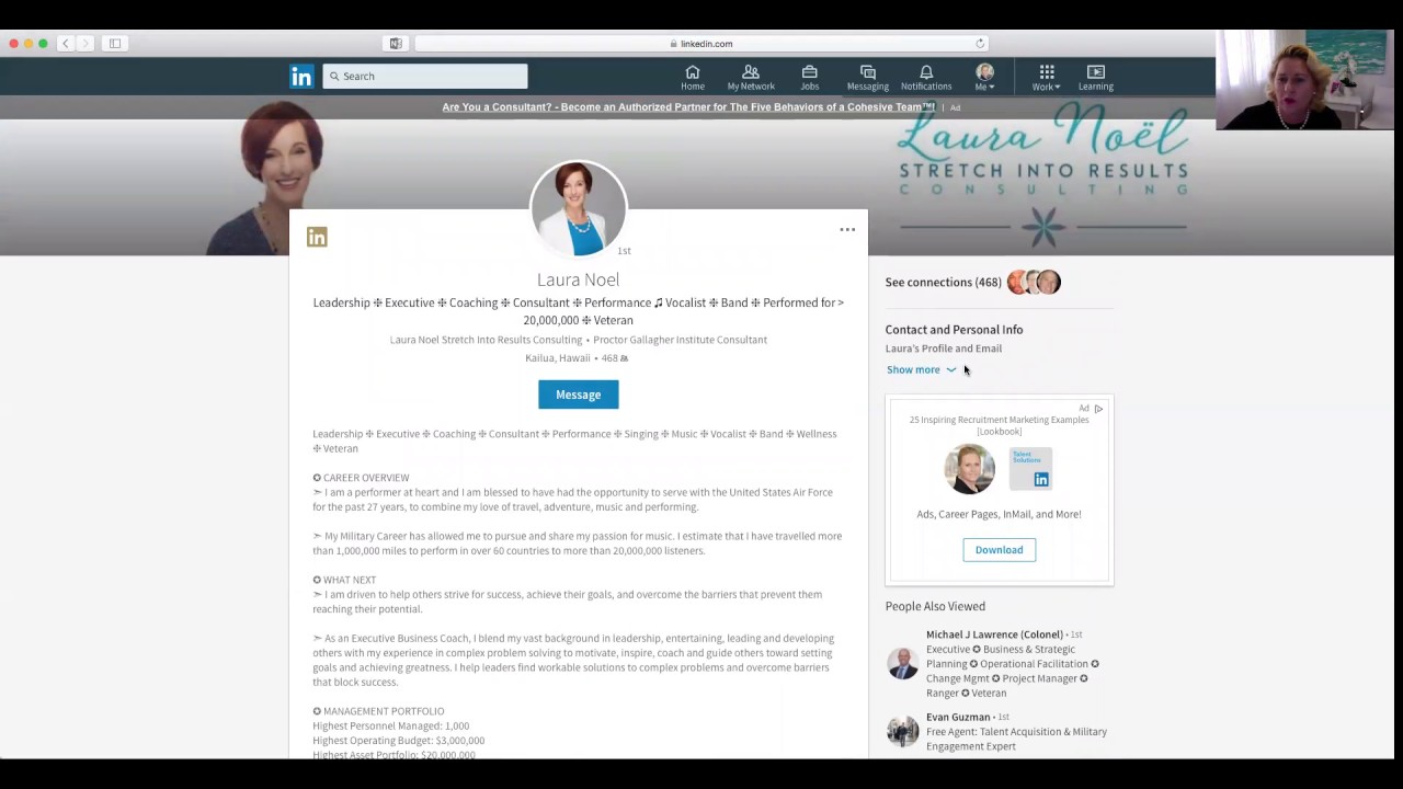 download linkedin videos online