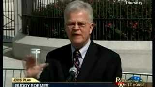 Buddy Roemer on the Falling Dollar and the End of the Middle Class
