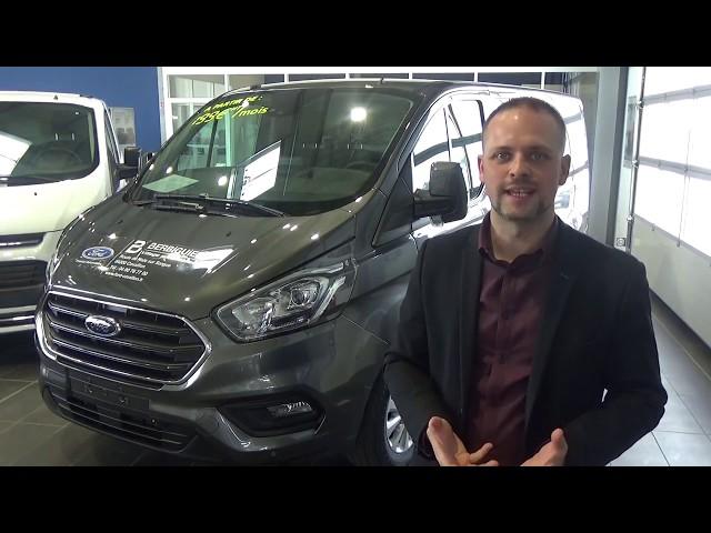 🚙 Comparatif Ford transit 📊 Nouvelle et ancienne génération ▶️ Qu'est ce qui a changé ?