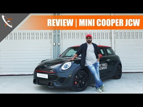 Mini Cooper JCW Review & Track Day