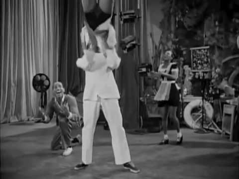 Film Music & Dance: Hellzapoppin' 1941 Whitey's Lindy Hoppers Harlem Academy of Dance