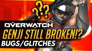 Overwatch   Genji Is STILL BROKEN!