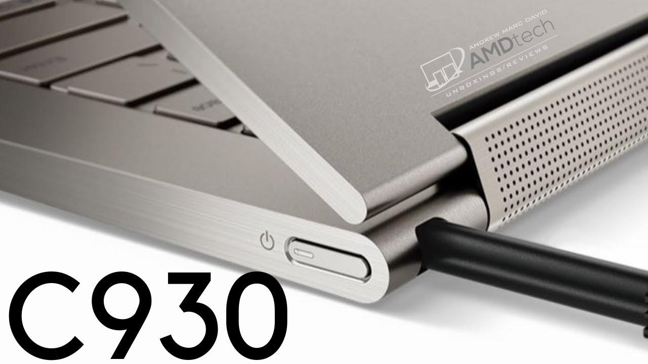 Lenovo Yoga C930 Review: The Convertible Laptop with a Soundbar