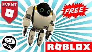 ROBOT ZDARMA - 7723 COMPANION - Roblox Imagination Event Haz un pastel: ¡Vuelve por segundos!