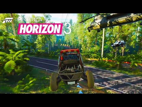 Forza Horizon 3 Gameplay - AMAZING AUSTRALIA!! + IMPRESSIONS