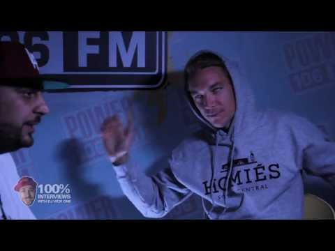 The most awkward interview with Diplo and DJ Vick One...