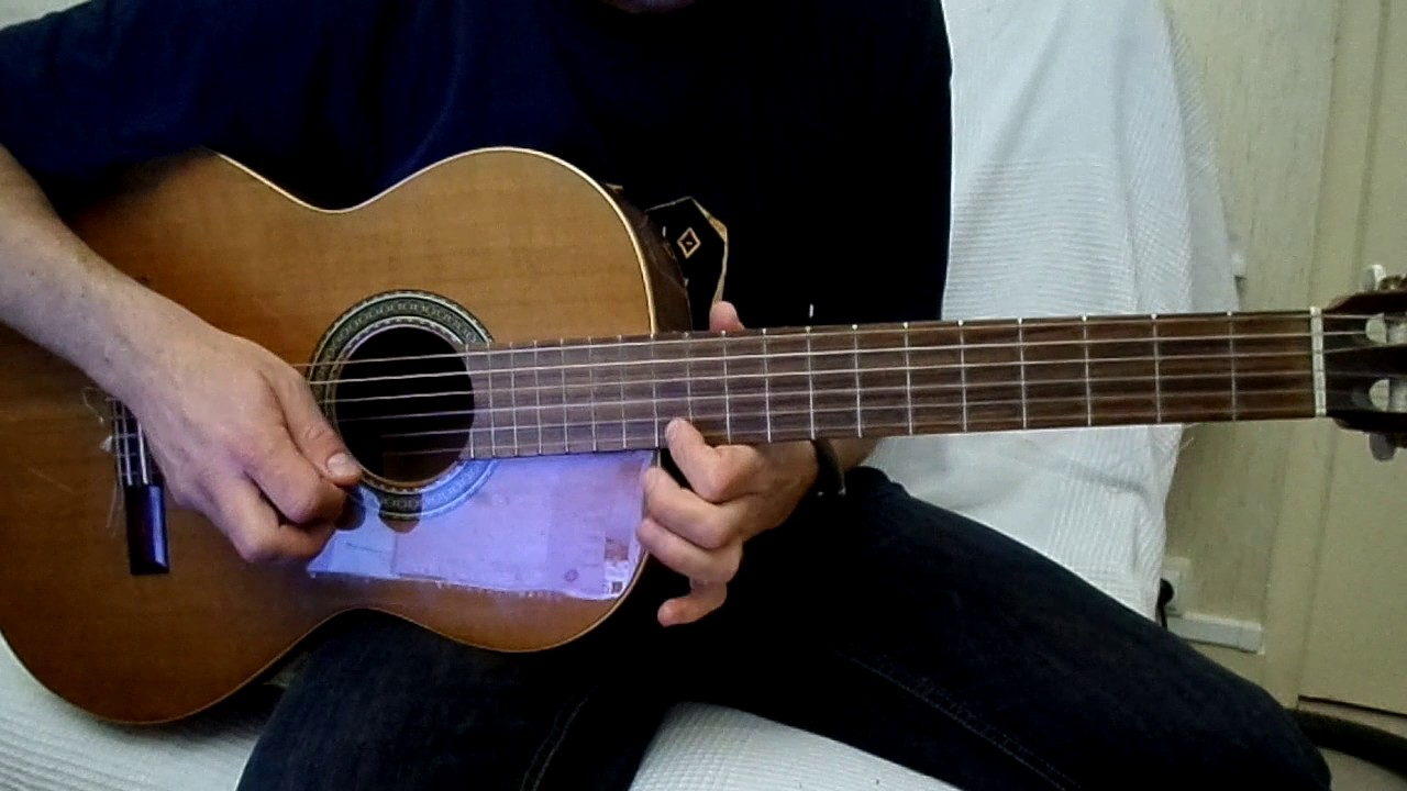 guitare u tube