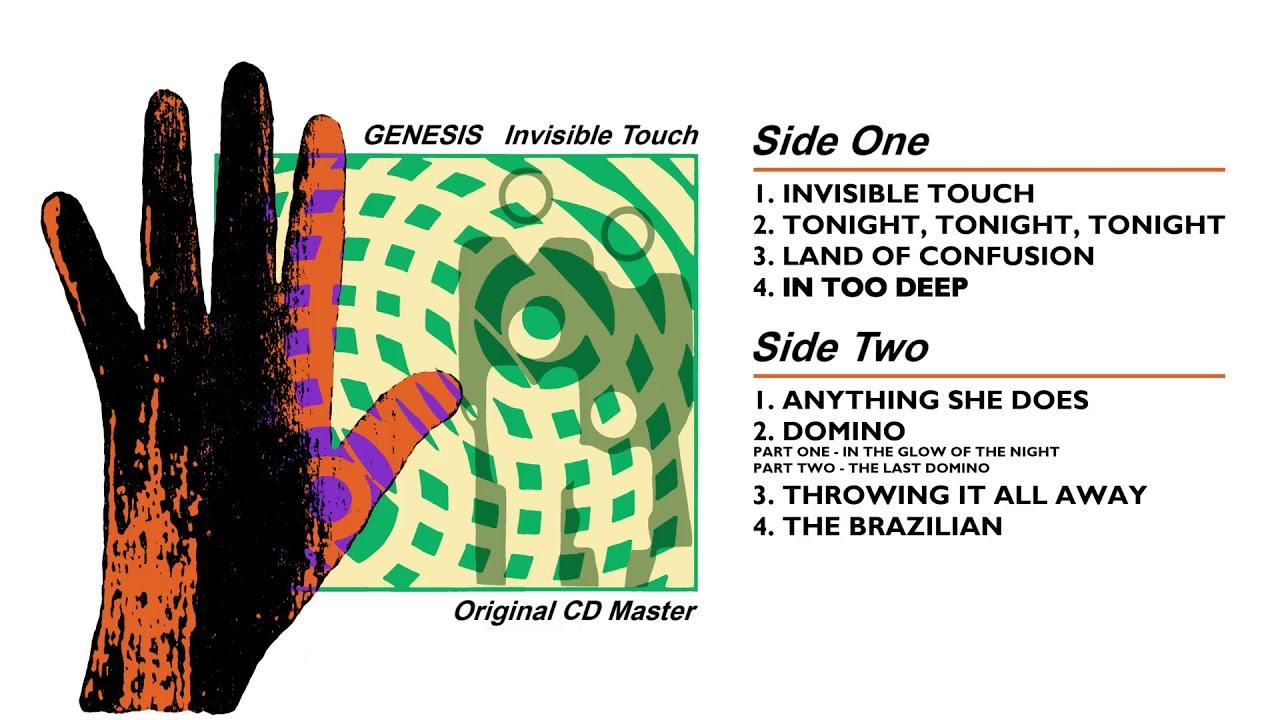 Download Genesis - In Too Deep (1986 - Original CD Master)