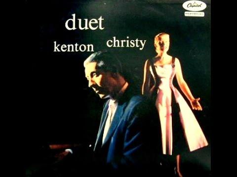 June Christy & Stan Kenton - Angel eyes