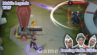 WTF ML Dancing Coffin Edition Mobile Legends Funny moments