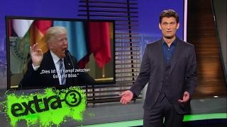 Christian Ehring: Trump's Auslandsreise (2)