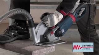 Meuleuse Bosch GWS 26-230 LVI - Guedo outillage