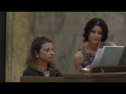 Maratona Bach 2017 a Senigallia: concerto d'organo