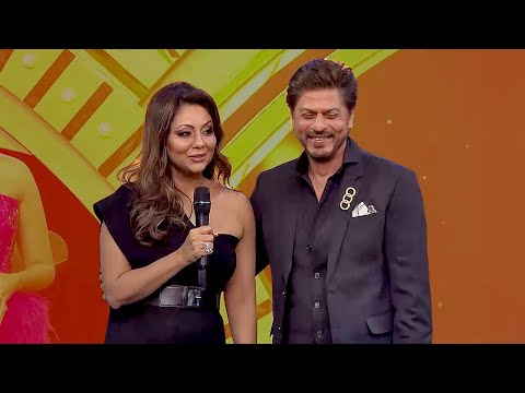 Adorable: Shah Rukh Khan & Gauri Spill Each Other's Secrets Out Mp3