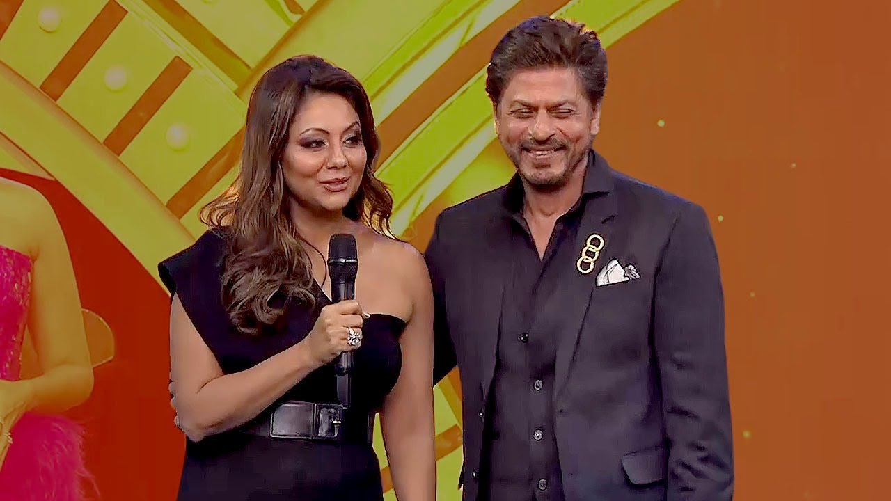 Download Adorable: Shah Rukh Khan & Gauri Spill Each Other's Secrets Out
