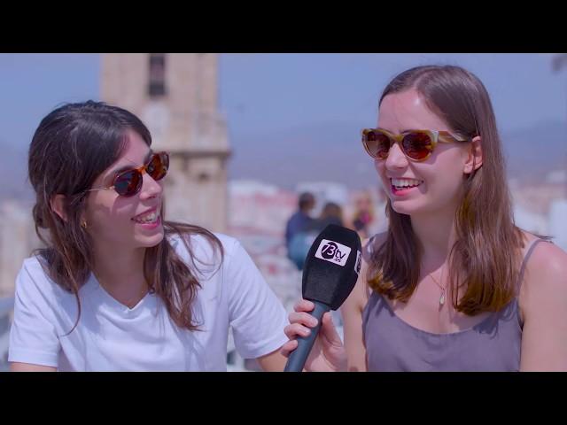 Entrevista 'Ojos Negros' #FundidoaNegro #22FestivalMalaga