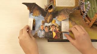 Гарри Поттер. Трехмерная карта Хогвартса и Хогсмида