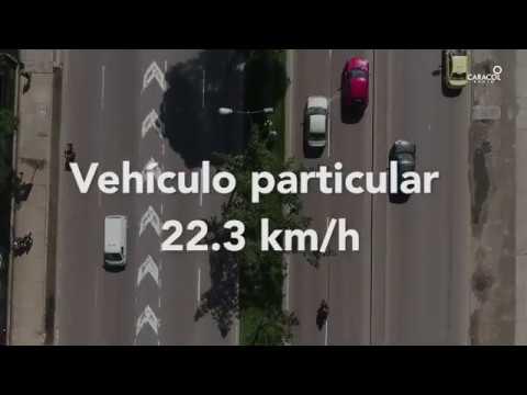 Conozca las velocidades en las vías de Bogotá