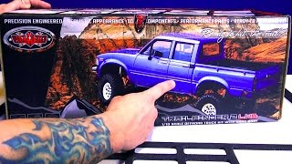 rc adventures full assembly trail truck 4x4 roller toyota mojave 2 rc4wd tf2 lwb 1 10th scale