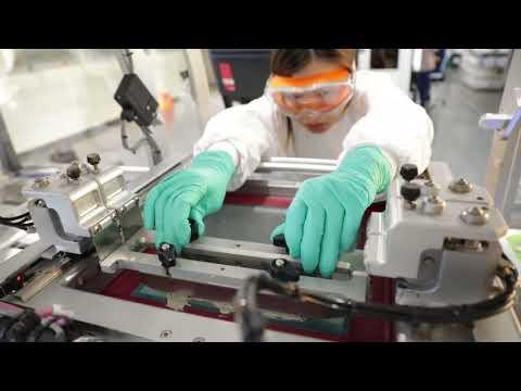 UNSW Solar Silver and Aluminium Screen Printing Silicon Solar Cells