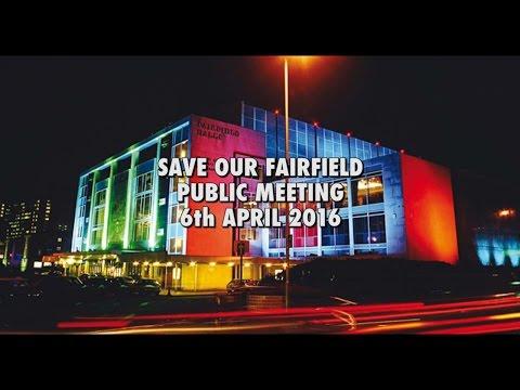 Save Our Fairfield Public Meeting