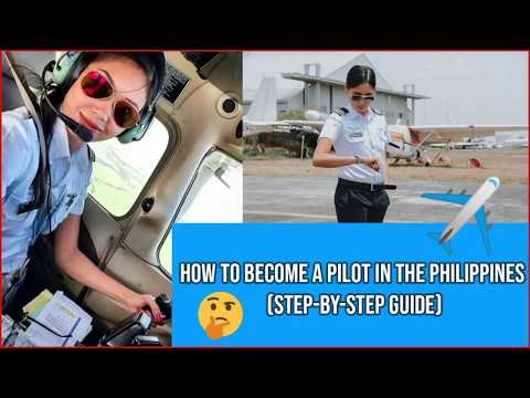 Pilot Training in the Philippines: Step-by-Step Guide on How to Become a Pilot in the Philippines