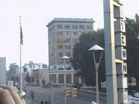 First National Bank Implosion Jackson Tennessee