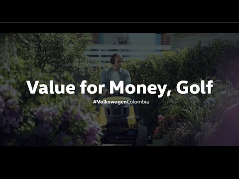 Value for Money, Golf | Volkswagen Colombia