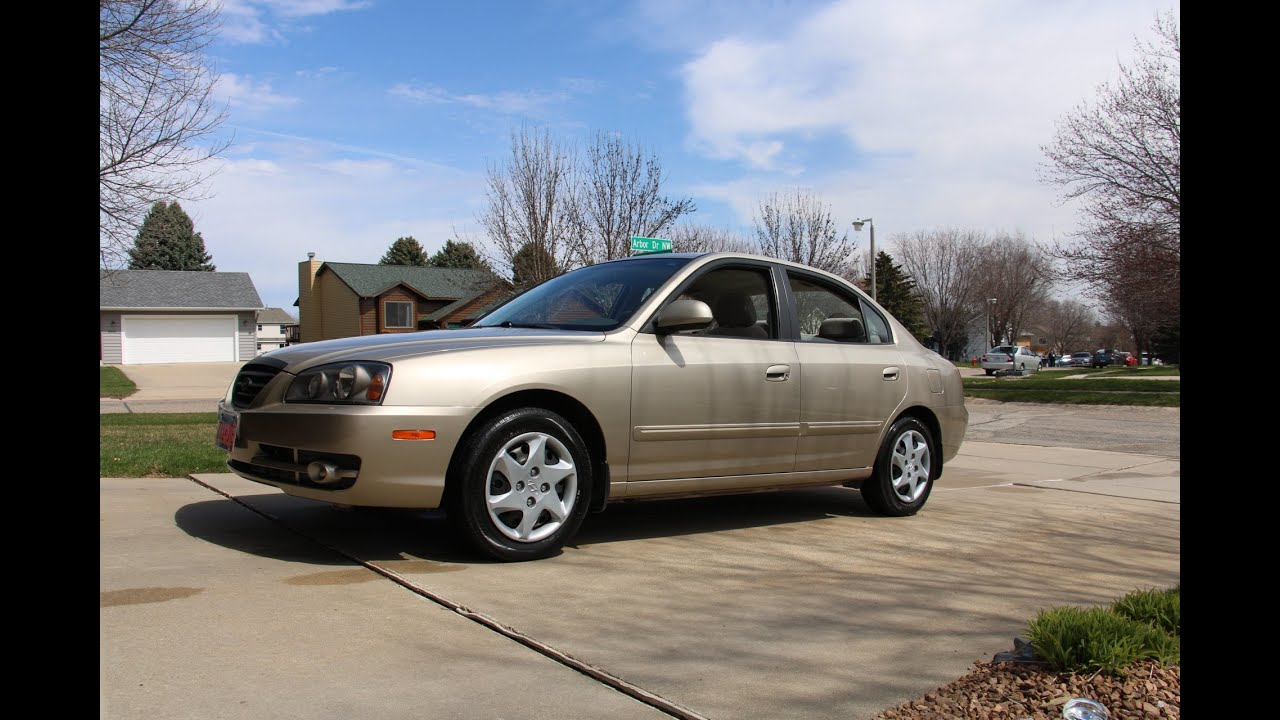 2005 Hyundai Elantra Review