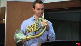 Radio 3 New Generation Artist: Alec Frank-Gemmill plays Brahms