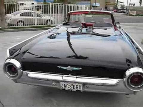 1961 Ford Thunderbirdwmv