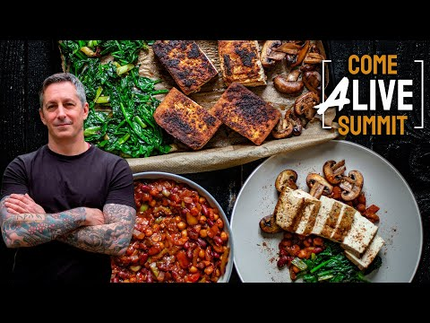 quick,-easy,-high-protein-plant-based-meal- -come-alive-summit-(cooking-demo)