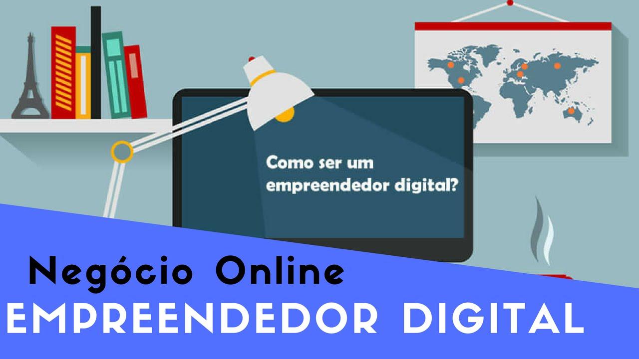 Resultado de imagem para empreendedor digital