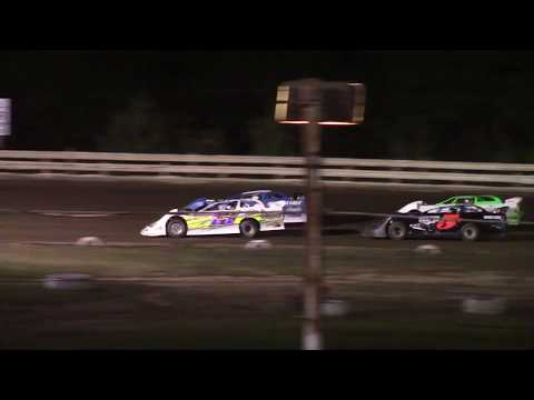 Hummingbird Speedway (8-10-19): BWP Bats Super Late Model Feature