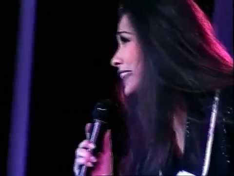 Ana Gabriel Con Un Mismo Corazon En Vivo Youtube