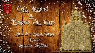Felicitacion Grupo de Danzas Pilarica AF de Valladolid