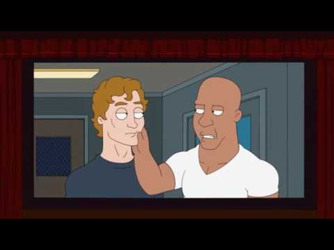 American Dad! The Fast and Furious Part 6