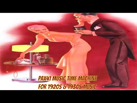 London Dinner Club Music Of The 1930s  @Pax41