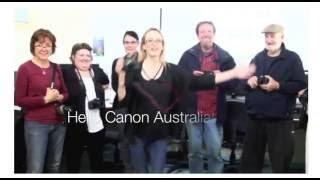Bron Flutterby X Canon Australia Sponsorship