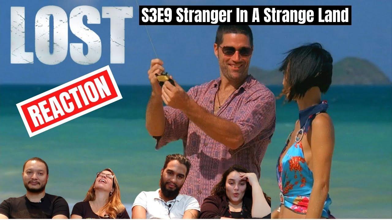 Download Lost 3x9 | Stranger In A Strange Land | Reaction