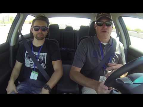 Coleman's Carpool - 10 Minutes in the hot seat with Dave Durden